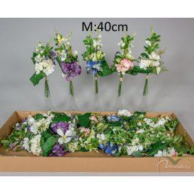 Vegyes virág köteg 6v. 24db/karton Egész/fél kartonra rendelhető!