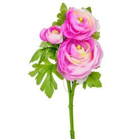 Ranunculusz ág 3v. 24db/karton Egész/fél kartonra rendelhető!