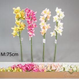 Orchidea ág 9v. M75cm 12db/#