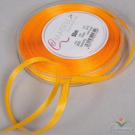 Textil szalag Economy sárga 10mmx50m