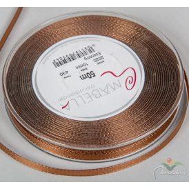 Textil szalag economy barna 10mmx50m