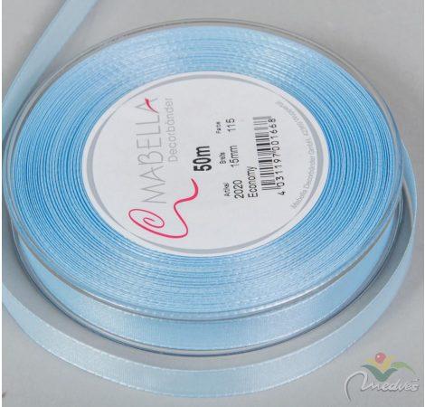 Textil szalag economy világos kék 15mmx50m