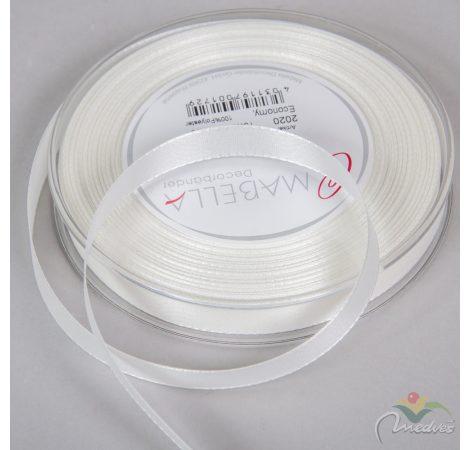 Textil szalag Economy tört fehér 15mmx50m