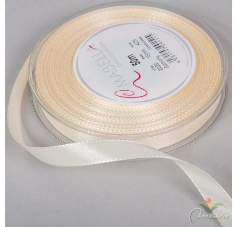 Textil szalag Economy krém 15mmx50m