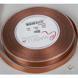 Textil szalag economy barna 15mmx50m