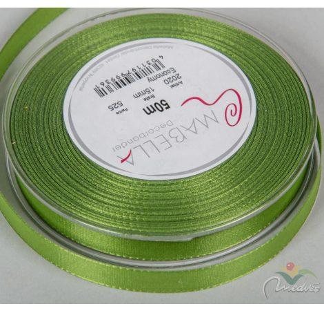 Textil szalag economy zöld 15mmx50m