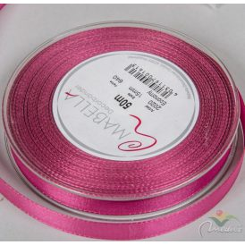 Textil szalag economy sötét rózsaszín15mmx50m
