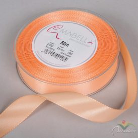Textil szalag Economy lazac 25mmx50m