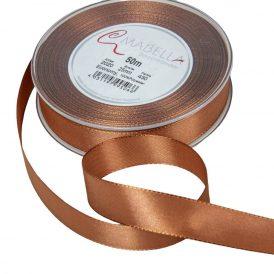 Textil szalag economy barna 25mmx50m