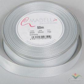 Textil szalag economy ezüst 25mmx50m