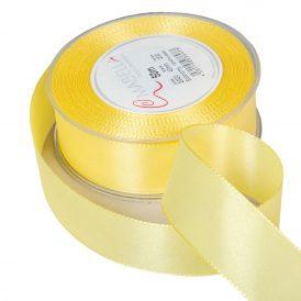 Textil szalag Economy pasztel sárga  40mmx50m