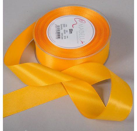 Textil szalag Economy sárga 40mmx50m