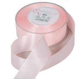 Textil szalag Economy pasztel rózsaszín 40mmx50m-klón