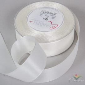 Textil szalag Economy tört fehér 40mmx50m