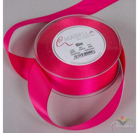 Textil szalag Economy pink 40mmx50m