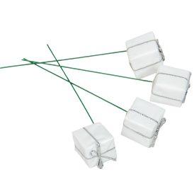 Ajándékdoboz pick 2,5cm fehér 60db-os