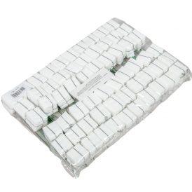 Ajándékdoboz pick 2,5+10cm fehér 60db-os
