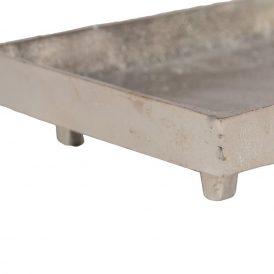 Nikkel tál 30x15cm