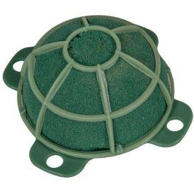 Öntapadós teknős mini vízes  D8,5cmx4,5cm Victoria 4db/csom (db ár)