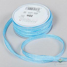 Textil szalag FINN kék  10mmx20m