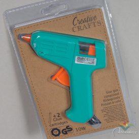 Ragasztós pisztoly mini (kis átmérőjú betéthez) 10w