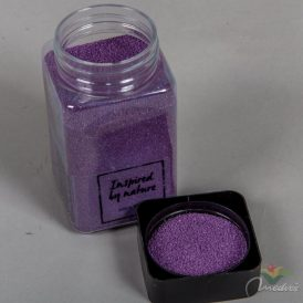 Dekor homok 0,5mm 600gr lila