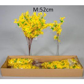 Aranyeső ág M52cm 72db/#
