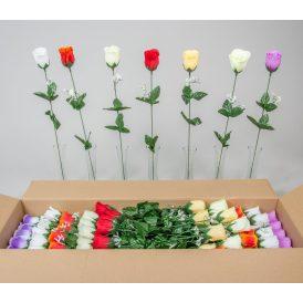 Rózsa szálas 60db/#