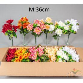 Rózsa csokor 5v. 18db/karton Egész/fél kartonra rendelhető!