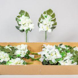 Mini orchidea csokor 7v. 24db/karton Egész/fél kartonra rendelhető!