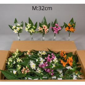 Orchidea csokor 7v. 36db/karton Egész/fél kartonra rendelhető!