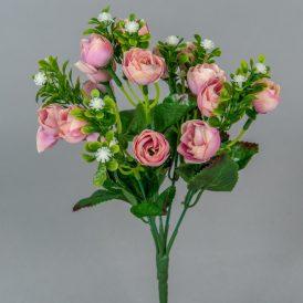 Rózsa csokor 15v. 48db/#