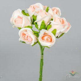 Polifoam rózsa csokor 10v. 36db/karton Egész/fél kartonra rendelhető!