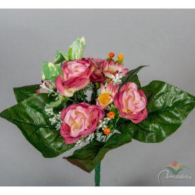 Rózsa, margaréta csokor 7v. 24db/karton Egész/fél kartonra rendelhető!