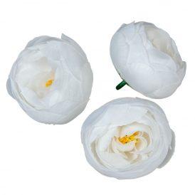 Boglárka virágfej D6cm 100 24db/csom