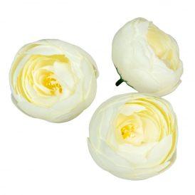 Boglárka virágfej D6cm 300 24db/csom