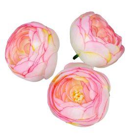 Boglárka virágfej D6cm 306 24db/csom