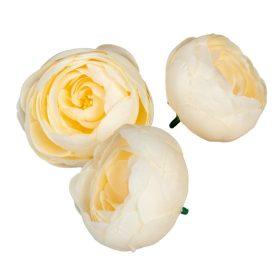 Boglárka virágfej D6cm 310 24db/csom