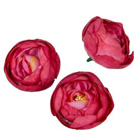 Boglárka virágfej D6cm 609 24db/csom