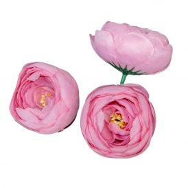 Boglárka virágfej  D6cm 615 24db/csom