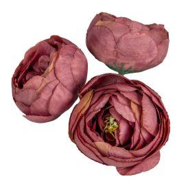 Boglárka virágfej D6cm 823 24db/csom