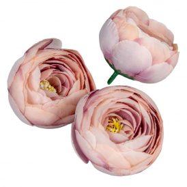 Boglárka virágfej D6cm 827 24db/csom