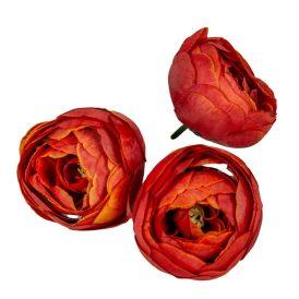 Boglárka virágfej D6cm 922 24db/csom
