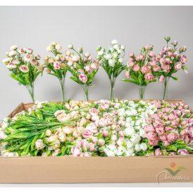 Rózsa csokor 21v. M36cm 48db/#