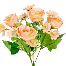Rózsa csokor 5v.