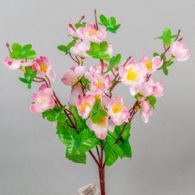 Barack virág csokor 5 ágú M34cm 36db/#