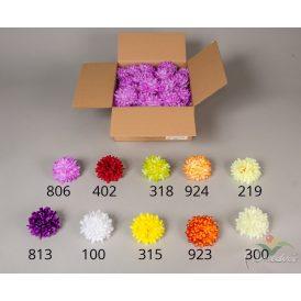 Krizantém virágfej 72db/karton Egész kartonra rendelhető!