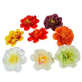 Dália virágfej szatén tavaszi mix3 72db/karton Egész kartonra rendelhető!