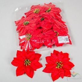 Mikulás virágfej D16cm 18db/csom (db ár)