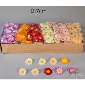 Margaréta virágfej  48db/szín/csom  Egész csomagra rendelhető!